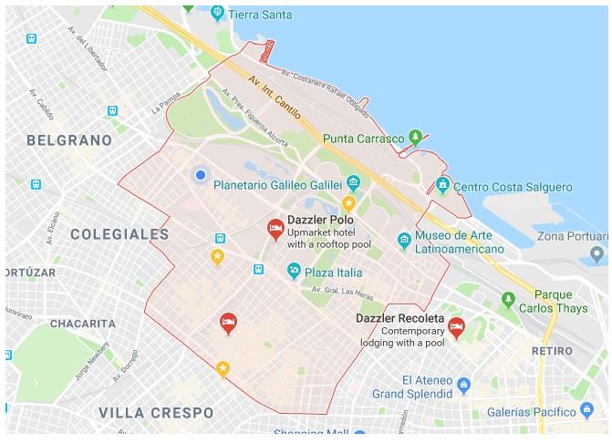¿Cuánto vale un departamento en Palermo?